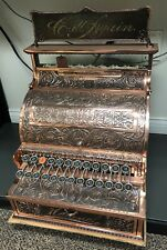 1906 Antique Cash Register Model 33 National Cash Register Company