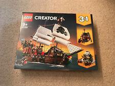 LEGO 31109 CREATOR 3-in-1 Piratenschiff - NEU & OVP