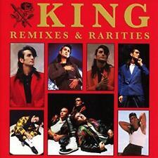 King - Remixes And Rarities (NEW CD)