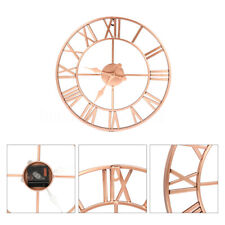 Roman Numerals Wall Clocks For Sale Ebay