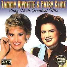 Tammy Wynette - Sing Their Greatest Hits [New CD]