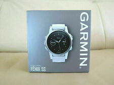 Brand New Garmin Fenix 5S White MultiSport GPS Watch