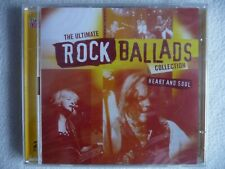 Time Life Ultimate Rock Ballads Collection Heart and Soul  2-CD's NEU Foliert