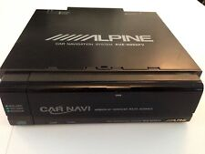 Alpine Car Navi NVE-N055PV Car Navigation System CD Bentley Arnage & others