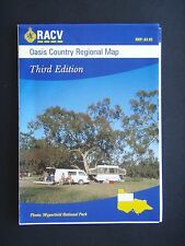 OASIS COUNTRY REGIONAL MAP THIRD EDITION OCTOBER 1998 RACV MAP