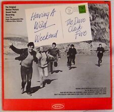 Having Wild Week-end 33 Tours Dave Clark Five