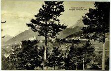 Cartolina Formato Piccolo - Valle Di Cadore - Borgata Costa m. 819 Viaggiata
