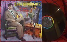 Latin Salsa LALO RODRIGUEZ **De Vuelta En La Trampa** VERY RARE 1992 Spain LP