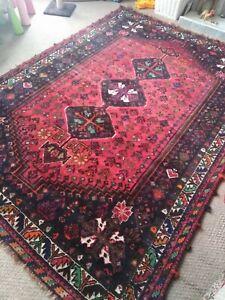 X Large John Lewis vintage Persiian Turkish oriental Rug Carpet Handmade  Afghan