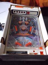 Tomy ATOMIC Pinball Arcade Flipper Máquina Sin Probar