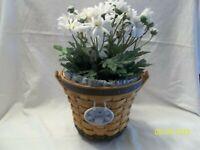 Vintage Longaberger May Series Daisy Basket 1999