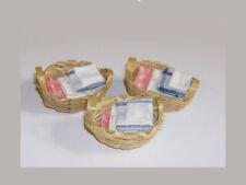 Puppenstuben & -häuser 1:12 Brille rot 13mm mit Glas Preis pro Stück FL0916 für die Puppenstube