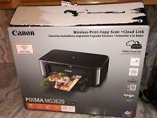 Canon - PIXMA MG3620 Wireless All-In-One Printer - Black