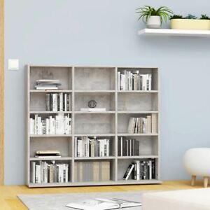 CD Book Cabinet Organizer Open Shelf Display Furniture Bookcase Bookshelf Unit