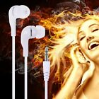 3.5mm In-Ear Earphone Headphone Earbuds Headset for Mobile iPod MP3 MP4 PDA CD