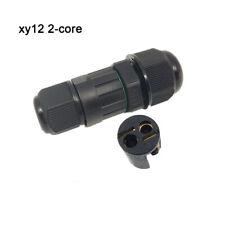 Conector del cable conector IP68 impermeable al aire libre de autenticación conjunta TUV