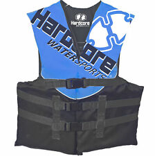 Youth Life Jacket Vest for 50-90 lbs. | US Coast Guard Approved Type III (Blue)