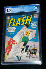 The Flash #107  CGC 4.5  YOU look and decide if they got it right