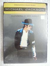 Michael Jackson mj Definitive Collection 3 CD 2010 41HIT RARE INDIA HOLOGRAM NEW
