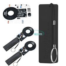 METAL DETECTOR Kit Modulo elettronico sensore senza contatto FAI DA TE KIT + Scatola Batteria