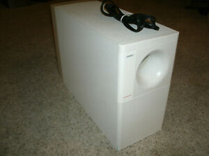 Bose Lifestyle 25 Powered Speaker System (Bass Module) - Works Great
