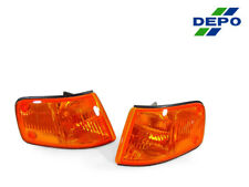 USA Depo JDM Spec Amber Front Corner Lights Lamps For 88-89 HONDA CRX / CR-X