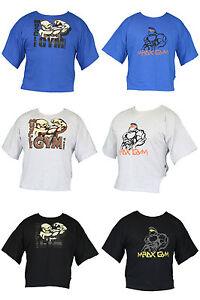 MORDEX T-Shirt  fürs Gym, Fitness, Sport und Freizeit mit Druck
