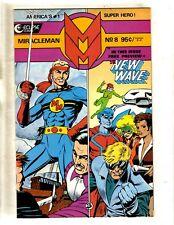 Miracleman # 8 NM Eclipse Comic Book Alan Moore Alan Davis 1st Print J339