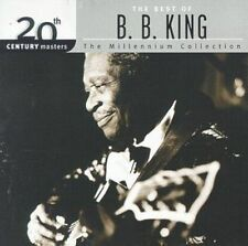 B.B. KING - 20TH CENTURY MASTERS - THE MILLENNIUM COLLECTION: THE BEST OF B.B. K