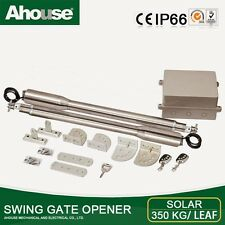 Electric Gates Double 220v GATE OPENER. Ahouse EM3+ Up to 3m