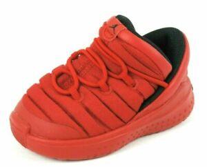 Nike Air Jordan Flight Luxe BT 919718 601 Toddlers Shoes Sneakers Red SZ 4C Rare