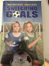 Mary Kate Olsen Ashley Olsen Switching Goals Vhs Movie VCR Tape