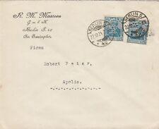 BERLIN, Briefumschlag 1921, R. M. Maassen GmbH