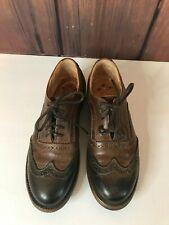 Bed Stu Cobbler Series Lita Wingtip Oxford Shoes size 6.5~USA