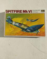 hasegawa spitfire 1/32  mk VI chasseur ailes longues haute altitudes