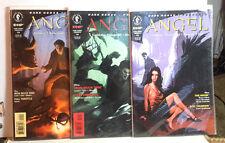Angel Comic Book Set- Dark Horse Presents #153,154,155 Unread (M5325)