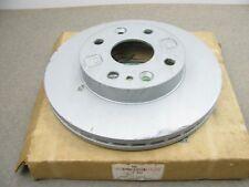"(1) NEW GENUINE OEM Ford FRONT Brake Rotor F4BZ-1125-B  (4-LUG, 9.25"" Diam.)"