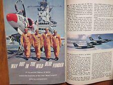 Feb--1961 TV Guide(THE BLUE ANGELS/JACKIE GLEASON/GEORGE MAHARIS/MAUREEN  ARTHUR