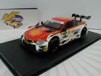"Herpa 9440998DGPC - BMW M4 DTM 2017 No.15 "" Augusto Farfus "" BMW Team RMG 1:43"