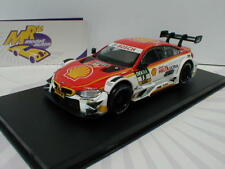 "Herpa 9440998DGPC - BMW M4 DTM 2017 No.15 "" Augusto Farfus "" BMW Team RMG 1:43"
