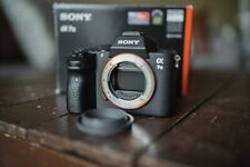 Sony A7 III 24.2 MP Mirrorless Camera Body - ILCE7M3/B - 20000 Shutter Releases!