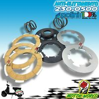230.0500 Set Embrague POLINI Evolution Doble Primavera Vespa 50 Special R L N Pk