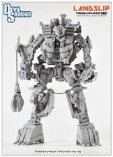Pre-order Bombusbee Devil Saviour DS-05 Landslip Scrapper Transformers toy