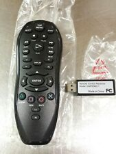 NEW Remote Control for PS3 Sony Playstation 3 with USB Receiver, Model DGPS3BD-1