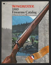 Winchester Firearms Catalog - 1985 - Hole Punch