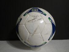 Adidas 2013 MLS Tango Prime Match Soccer Ball Replica White Blue Green Size 5