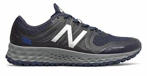 New Balance Men's Kaymin Trail Shoes Navy with Blue