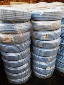 "Cantex A51AEB1  Flexible PVC Tubing ENT PIPES 1/2"" 200 Feet -NEW"