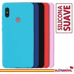 Funda  Xiaomi Note 6 Pro Carcasa Silicona  Flexible Suave