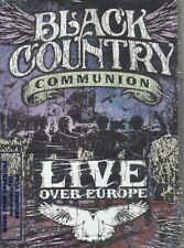 2 DVD SET BLACK COUNTRY COMMUNION LIVE OVER EUROPE SEALED NEW 2011